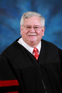 Judge Robert Mumford
