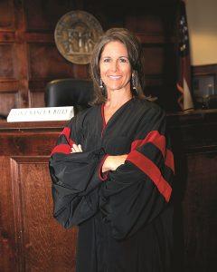 Judge Nancy Bills